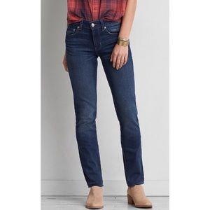 Straight Super Stretch Jeans 6 Short